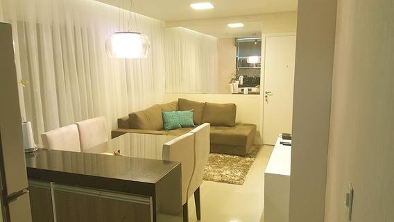 Belo Apartamento Com 3 Dorms - Osasco - Elza 65086