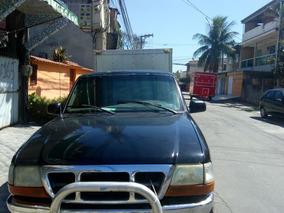 Ford Ranger 2.5 Xlt Cab. Dupla 4x4 4p 2001