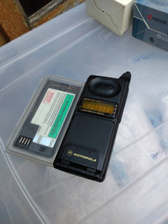 Motorola Telefono Celular Antiguo Microtac Lite