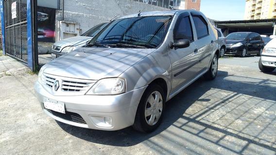 Renault Logan 1.6 Hi-flex 8v Expression Em Excelente Estado.