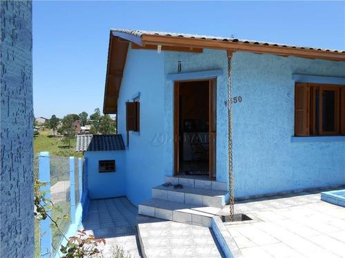 Imagem 1 de 22 de Casa Residencial À Venda, Sol Nascente, Estância Velha. - Ca0042