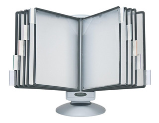 Soporte Organizador Giratorio Display Aidata Catalogo Hojas