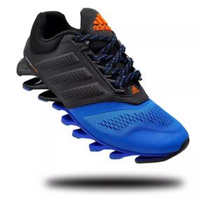 7e6d2758902 Adida Springblade Azul - Adidas para Masculino no Mercado Livre Brasil