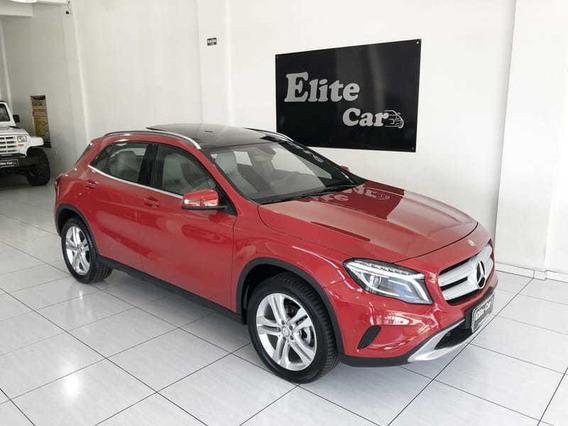 Mercedes-benz Gla 200 1.6 Cgi Vision 16v Turbo 4p