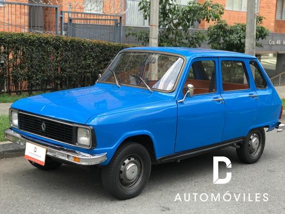 Renault 6 Lt 1981