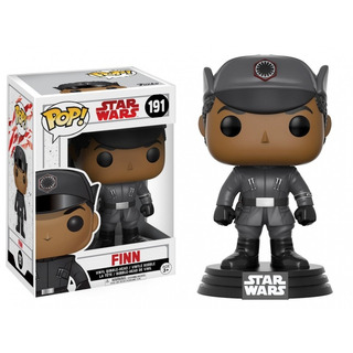 Muñeco Funko Pop Star Wars X Fin 191 Original