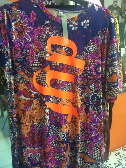Camisetas Florais Dyf