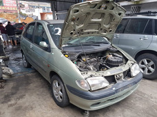 Renault Scenic Rxe 2.0 2000/2001 (sucata Somente Peças)