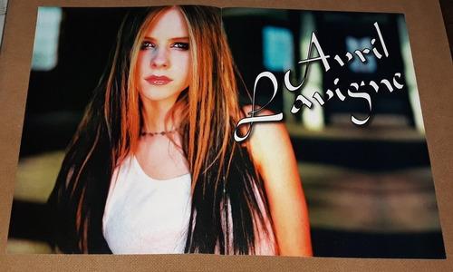 Avril Lavigne - Pôster