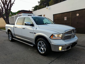 Dodge Ram Laramie 4x4 2013 ¡¡extremadamente Impecable!!