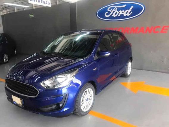 Ford Figo 4p Impulse L4/1.5 Man A/a