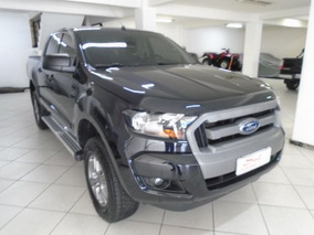 Ford Ranger 2.5 Xls 4x2 Cd Flex Manual 2017 Preta
