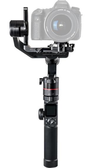Gimbal Feiyutech Ak4000 3-axis Dslr Estabilizador 360º 4kg 12hs P/ Câmeras Profissionais Mirrorless Feiyu Original
