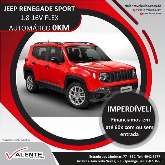Jeep Renegade Sport 1.8 Automática