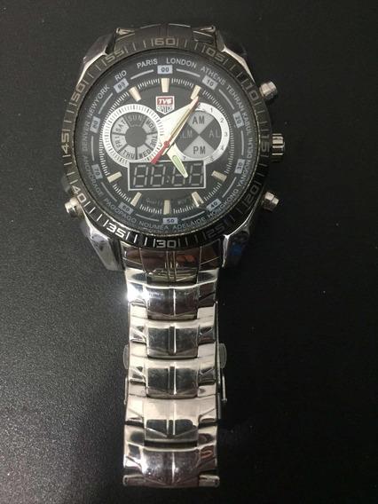 Relógio Tvg Seals Elite - Usado (leia A Descrição)