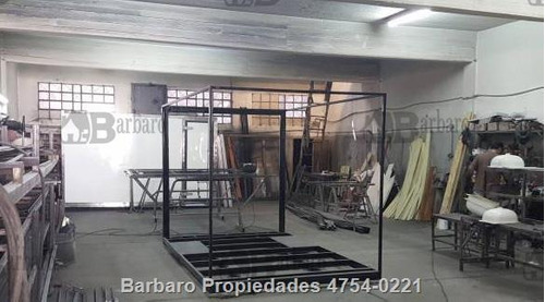 Barbaro Vende Galpon  En Villa Lynch , San Martin