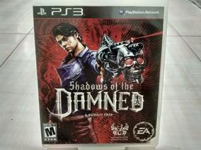 Shadows Of The Damned Ps3 Usado Frete Cr 12,00