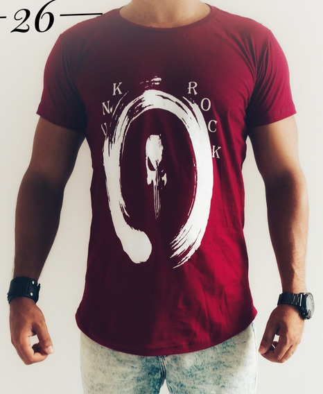 Camisa Camiseta Top Masculina Raglanlong Line Oversized Swag