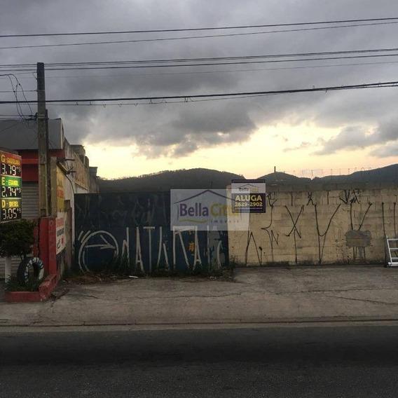 Galpão Comercial Para Locação, Braz Cubas, Mogi Das Cruzes - Ga0027. - Ga0027