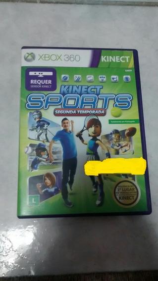Xbox 360 Kinect Sports 2 Semi-novo/mídia Física/original