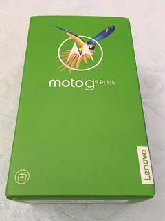 Moto G5 Plus Xt1683 Safira 32gb Tv Dual Chip Anatel Zerinho