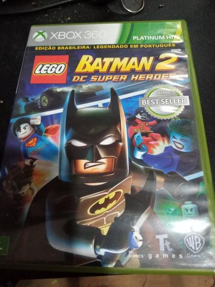 Lego Batman 2 Xbox 360