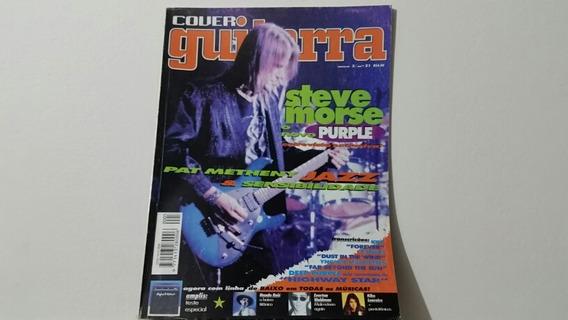 Revista Cover Guitarra 21