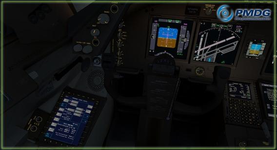 [p3d V4/v5] Pmdg 737 Base Pack 600-700