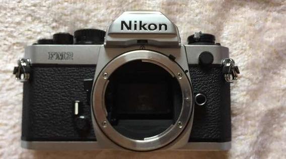 Nikon Fm2 Analógica