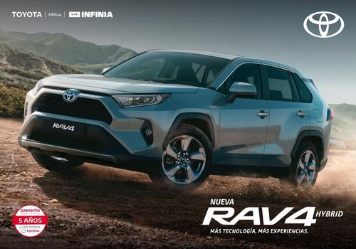 Imagen 1 de 12 de Toyota Rav4 Hv 4x2 Limited Cvt Septiembre 2021