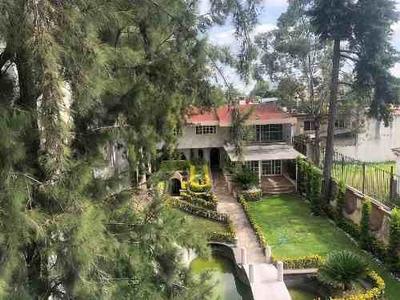 Se Vende Casa Residencial En Tepepan Xochimilco, Ciudad De México