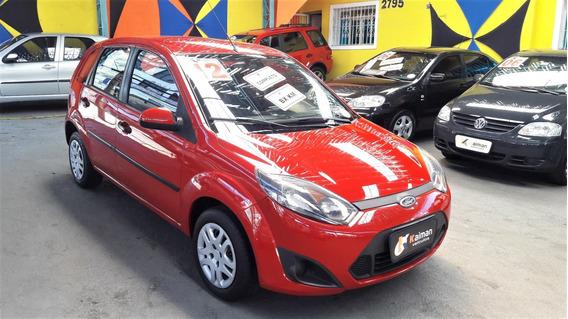 Fiesta Hatch 1.6 Com 52.000 Km E Completo....