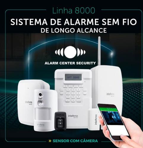 Imagem 1 de 1 de Kit  Alarme Monitorado