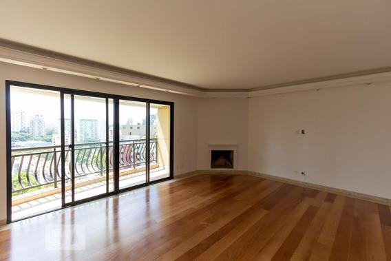 Apartamento Para Aluguel - Panamby, 4 Quartos, 148 - 893019153