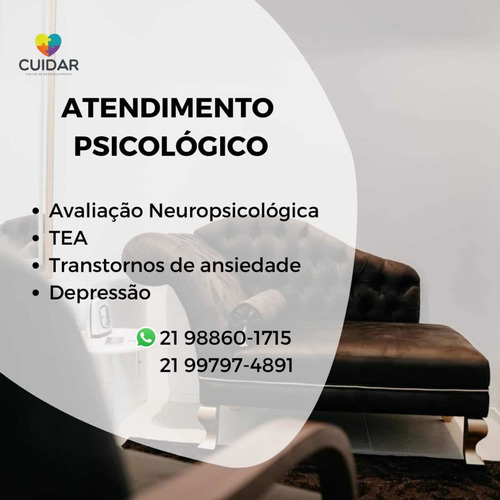 Imagem 1 de 2 de Psicóloga