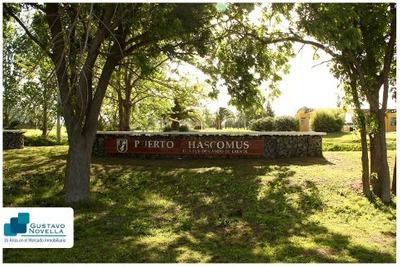 Lote Puerto Chascomus Country Club