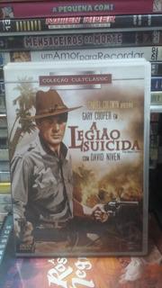 Dvd Original Do Filme A Legião Suicida