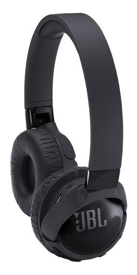 Fone de ouvido sem fio JBL Tune 600 BTNC black
