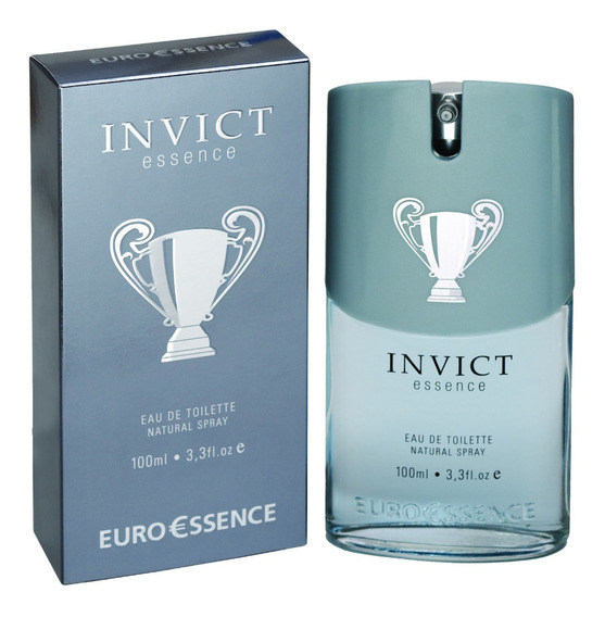 Perfume Invictus Essence Edt 100ml Original Pronta Entrega