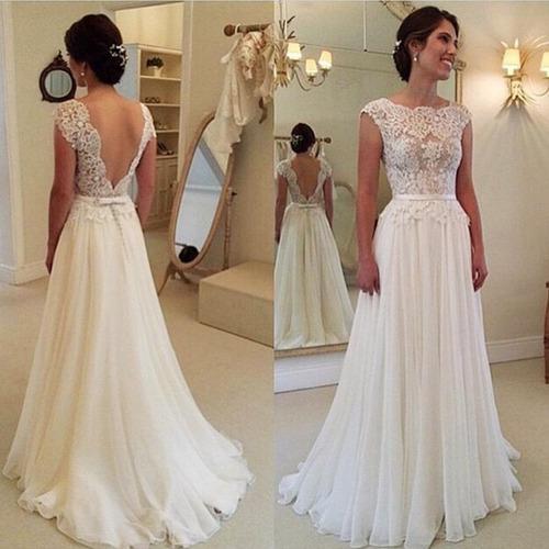 0d10e8be Vestidos Huasa Elegante - Vestidos De novia Largos de Mujer en ...