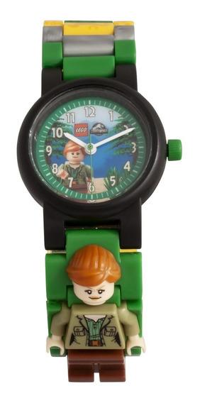 Reloj Jurassic World Claire 8021278 Lego & Bulbbotz Oficial
