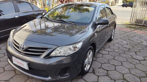 Imagem 1 de 8 de Toyota Corolla 2012 1.8 16v Gli Flex 4p