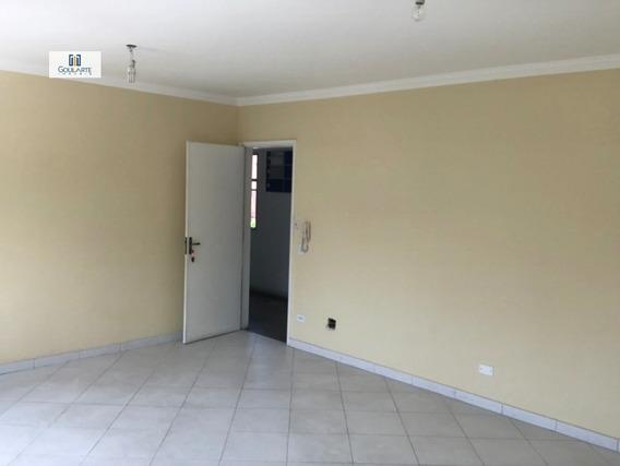 Sala Comercial A Venda No Bairro Pitangueiras Em Guarujá - - 2907-1