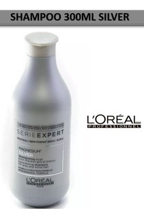 Loreal Serie Expert Magnesium Silver Shampoo 300ml Original