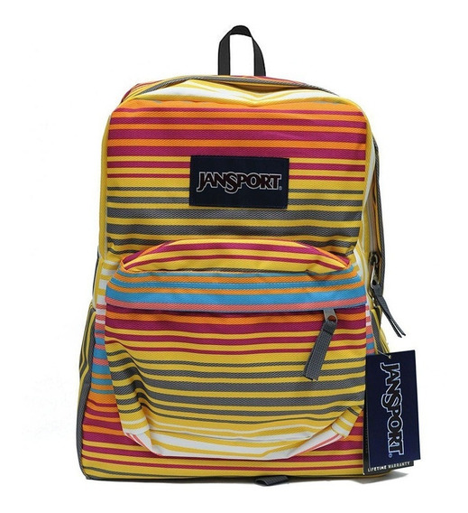 Mochila Jansport Superbreak Multi Sunset