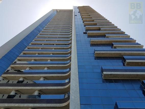Apartamento Para Venda Em Natal / Rn No Bairro Petrópolis - Issa Hazbu - 34360289