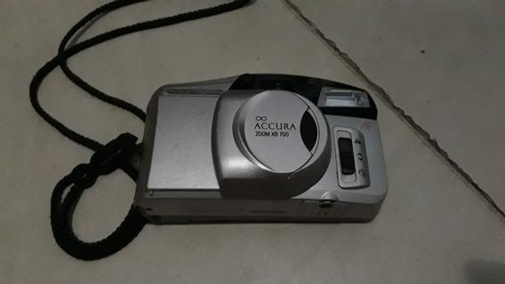 Câmera Fotográfica Analógica Olympus Accura Zoom Xb 700