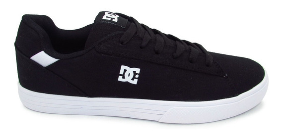 Tenis Dc Shoes Notch Tx Mx Adys100518 Bkw Black White