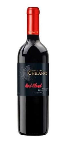 Vinho Chilano Red Blend - 750ml