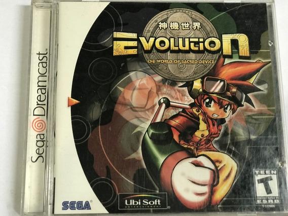 Evolution - Original Dreamcast
